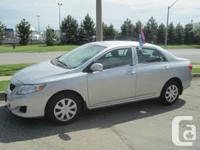 PRIME MOTORS 2010 TOYOTA COROLLA CE 1.8 L. Rush for