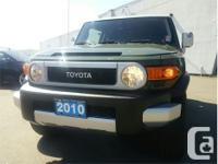 Make Toyota Model FJ Cruiser Year 2010 kms 72855 Price: