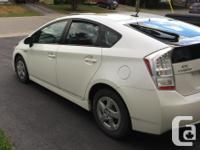 Make Toyota Model Prius Colour white Trans Automatic