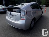 Make Toyota Model Prius Colour Grey Trans Automatic