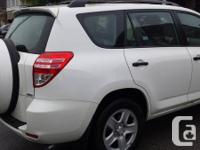 2010 Toyota RAV4 4WD THIS IS A GREAT VEHICLE VERY SAFE