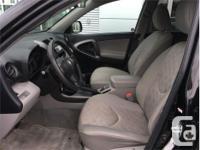 Make Toyota Model RAV4 Year 2010 Colour Black kms