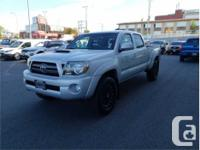 Make Toyota Model Tacoma Year 2010 Colour Silver kms