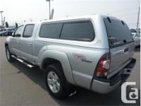 Make Toyota Model Tacoma Year 2010 Trans Automatic kms