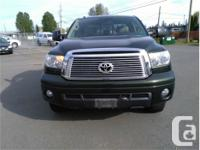Make Toyota Model Tundra Year 2010 kms 188040 Trans