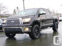 Make Toyota Model Tundra Year 2010 Colour Black kms