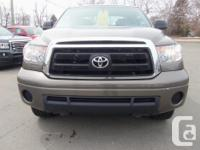 Make Toyota Model Tundra Year 2010 Colour BROWN kms