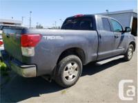 Make Toyota Model Tundra Year 2010 kms 341910 Trans