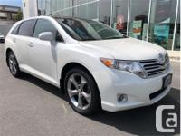 Make Toyota Model Venza Year 2010 Colour White kms
