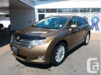 Make Toyota Model Venza Year 2010 Colour Brown kms