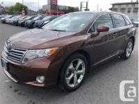 Make Toyota Model Venza Year 2010 kms 21566 Trans