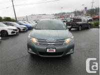 Make Toyota Model Venza Year 2010 Colour Green kms