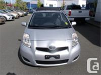 Make Toyota Model Yaris Year 2010 Colour Silver kms