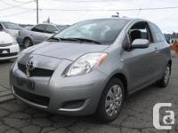 2010 Toyota Yaris * WAS $9,995 *** REDUCED to $7995 -
