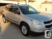 Make Chevrolet Model Traverse Year 2010 Colour SILVER