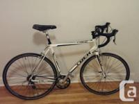 Hello,  I'm selling my 2010 Trek 1.5 road bike which is