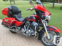 Make Harley Davidson Year 2010 kms 27000 2010 Ultra