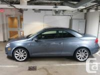 Make Volkswagen Model Eos Year 2010 Colour grey kms