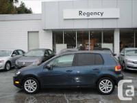 Regency Volkswagen  2010 VOLKSWAGEN GOLF 2.5L TRENDLINE