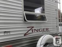 2010 Zinger trailer. We bought it in 2014 and it had