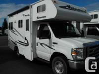 These are the ideal dimension little Class C Motorhomes