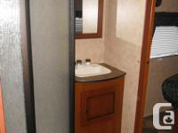 Well maintained Travel Trailer. Sleeps Six. Queen bed