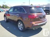 Make Acura Model MDX Year 2011 kms 104761 Trans