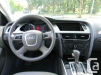 Make Audi Model A4 Year 2011 Colour Black kms 56990