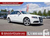 Make Audi Model A4 Year 2011 Colour White kms 69305