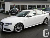 Make Audi Model A4 Year 2011 Colour White kms 72540