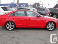 Make Audi Model A4 Year 2011 Colour Red kms 130909