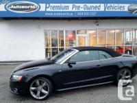 Make Audi Model A5 Year 2011 Colour Phantom Black