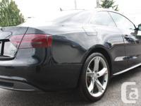 Make Audi Model A5 Year 2011 Colour Black kms 73791