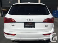 Make Audi Model Q5 Year 2011 Colour White kms 61500
