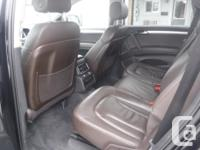 Make Audi Model Q7 Year 2011 Colour GREY kms 108000