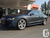 Make Audi Model S5 Colour Grey kms 45938 Trans