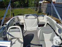 3.0L 135hp Mercruiser motor - fuel efficient with