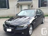 2011 BMW 323i Sedan - 6 cyl 2.5L Engine - Purchase this