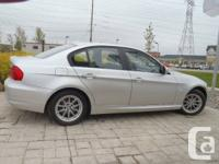 2011 BMW 323i Automatic (Premium Package) - Silver