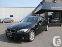 Make BMW Model 323i Year 2011 Colour BLACK kms 61309