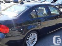 Make BMW Model 328i xDrive Year 2011 Colour Black kms