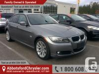 Make BMW Model 328i Year 2011 Colour Grey kms 52345