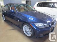 Make BMW Model 328i xDrive Colour BLUE Trans Automatic