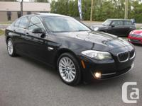 Make BMW Model 535i xDrive Year 2011 Colour Black