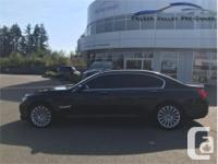 Make BMW Model 7 Series Year 2011 Colour Blacksapphire