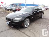 Make BMW Model 750i Year 2011 Colour BLACK kms 99999