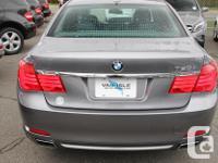Make BMW Model 750i Year 2011 Colour Grey kms 81000