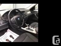 Make BMW Model X3 xDrive28i Colour Grey Trans