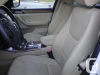 Make BMW Model X3 xDrive28i Year 2011 Colour White kms