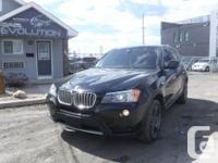 Make BMW Model X3 Year 2011 Colour BLACK kms 101000